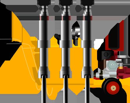 汽油動力站