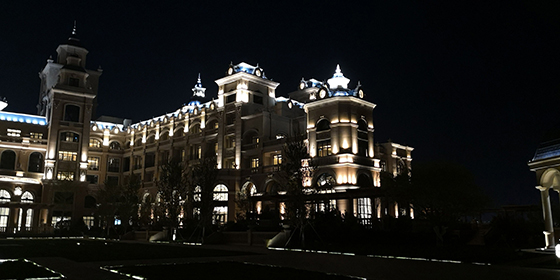 大連希爾頓酒店--3