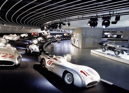1斯图加特奔驰博物馆4