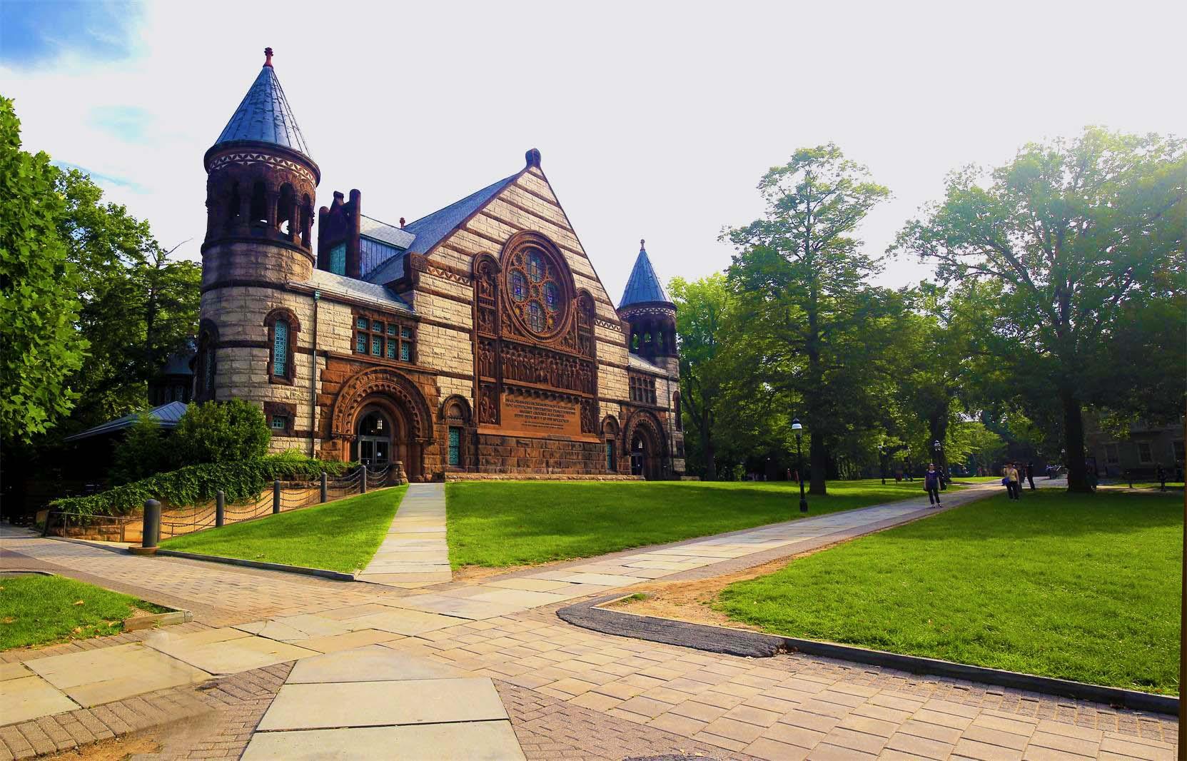 普林斯顿大学4