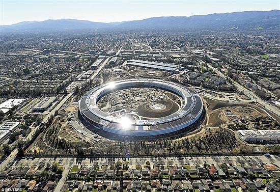 美国苹果公司总部