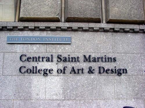 英国最大的艺术与设计学院----伦敦中央圣马丁艺术与设计学院1
