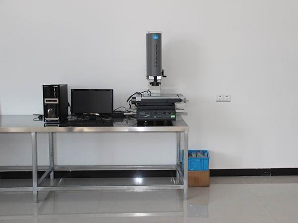 投影测度仪