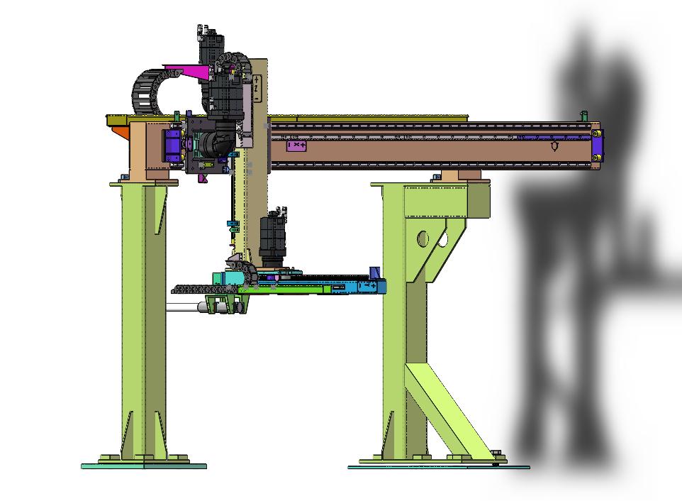 JG19002-40000加热炉三轴上下料4
