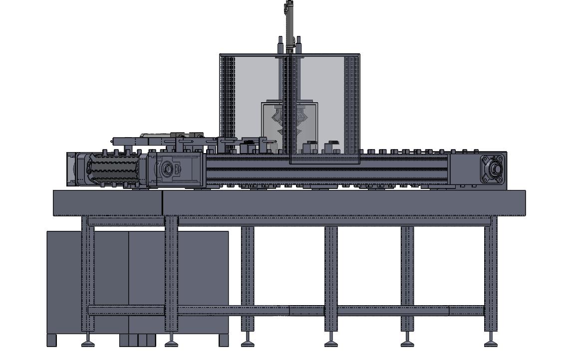 链板线设施-主体1