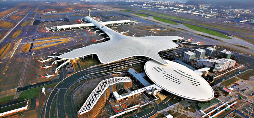 工程案例-寶安國際機場