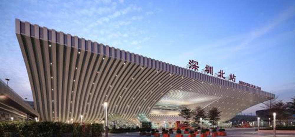 工程案例-深圳北站