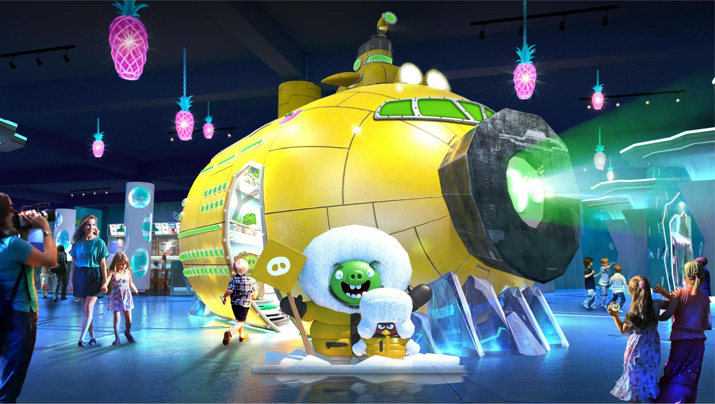 3破冰潜艇