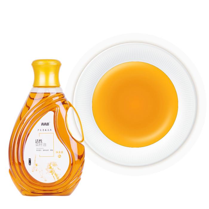 活性菜籽油2L
