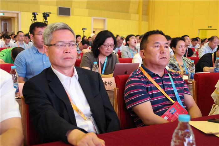 網頁用-甘肅省糧食局段昌盛局長參加糧油政策論壇