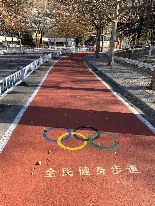 北京奧體中心DPU健身步道6