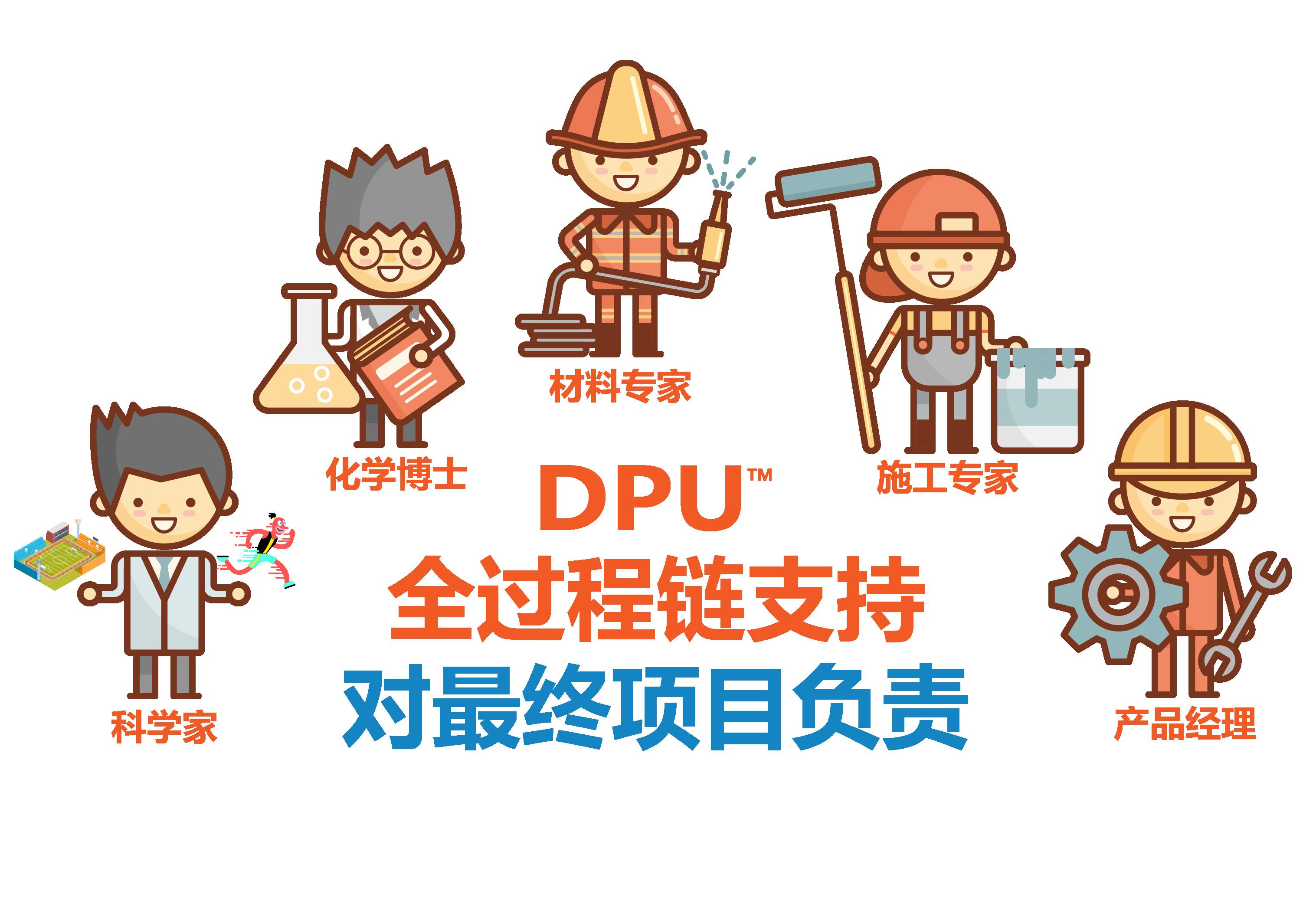 DPU全過程鏈