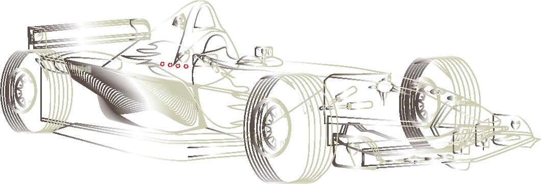 ETPU F1赛车座椅