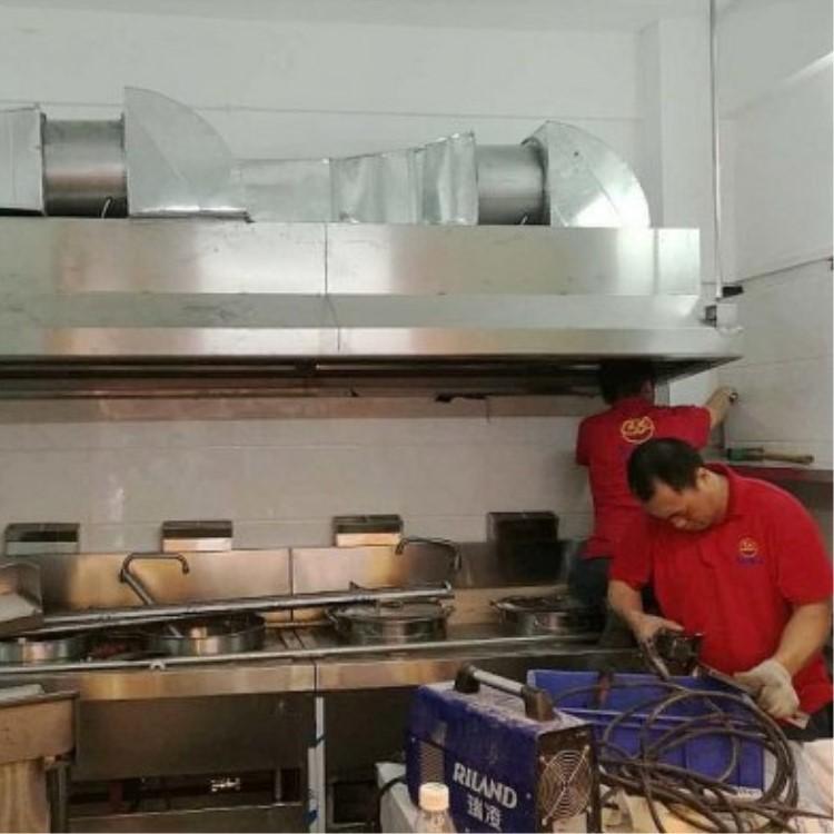 厨房安装3