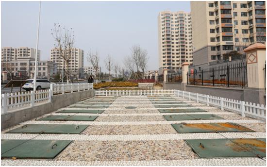 榮成市三環片區棚戶區改造中水回用項目