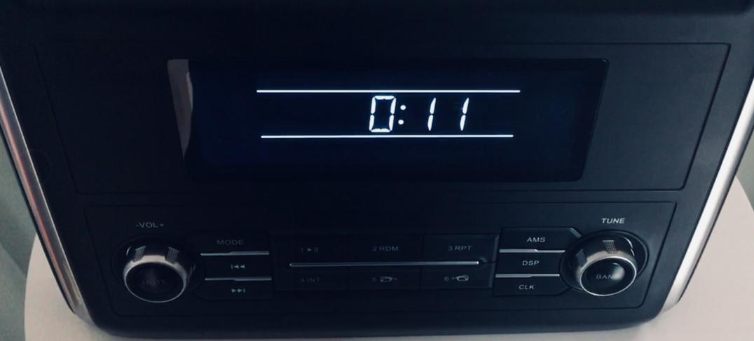 汽車音響屏