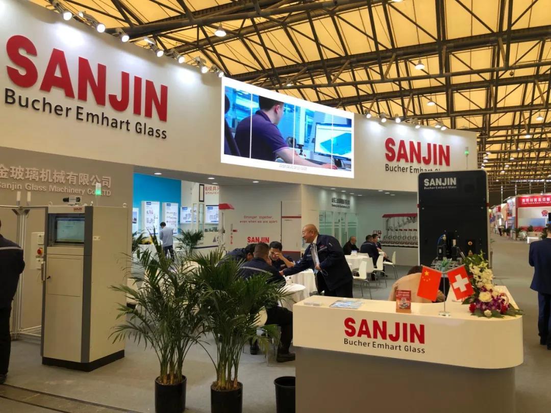 《日用玻璃展團》成功亮相31屆國際玻璃展