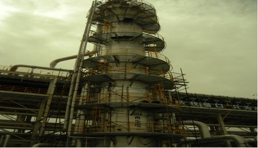 新疆塔里木塔中三号气田处理站装置运行维护