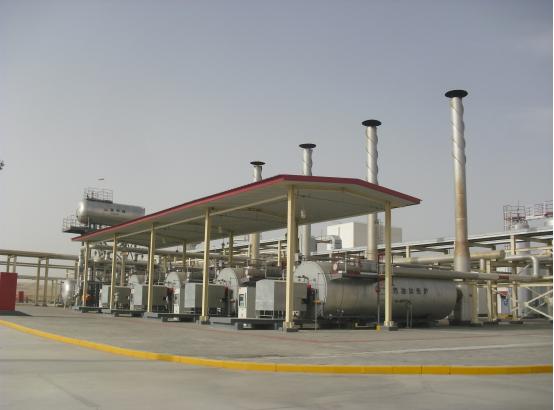 新疆塔里木塔中一号气田处理站装置运行维护