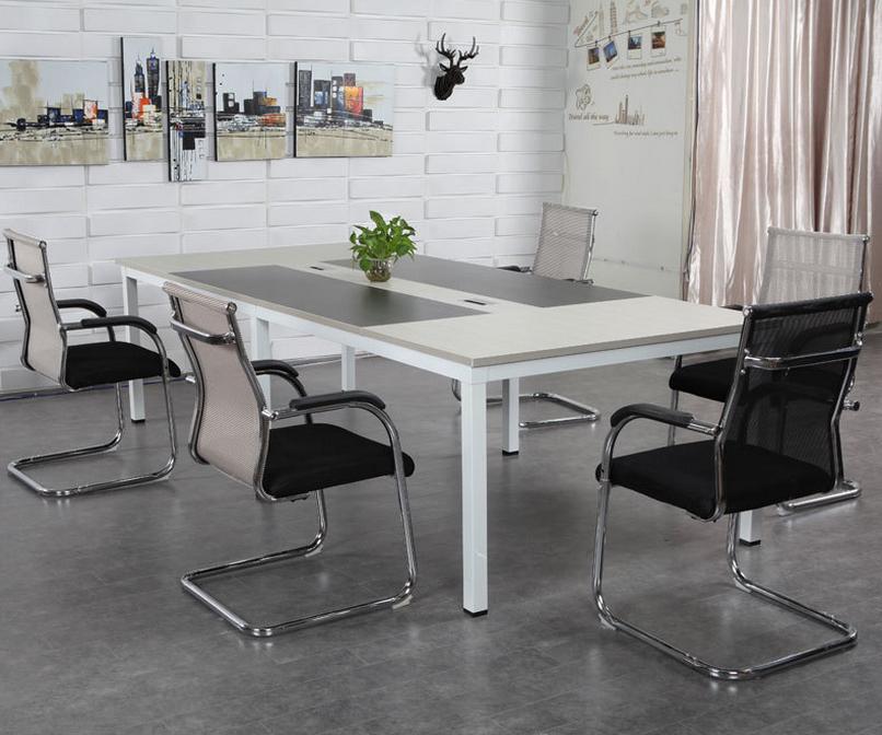 鋼架會議桌2