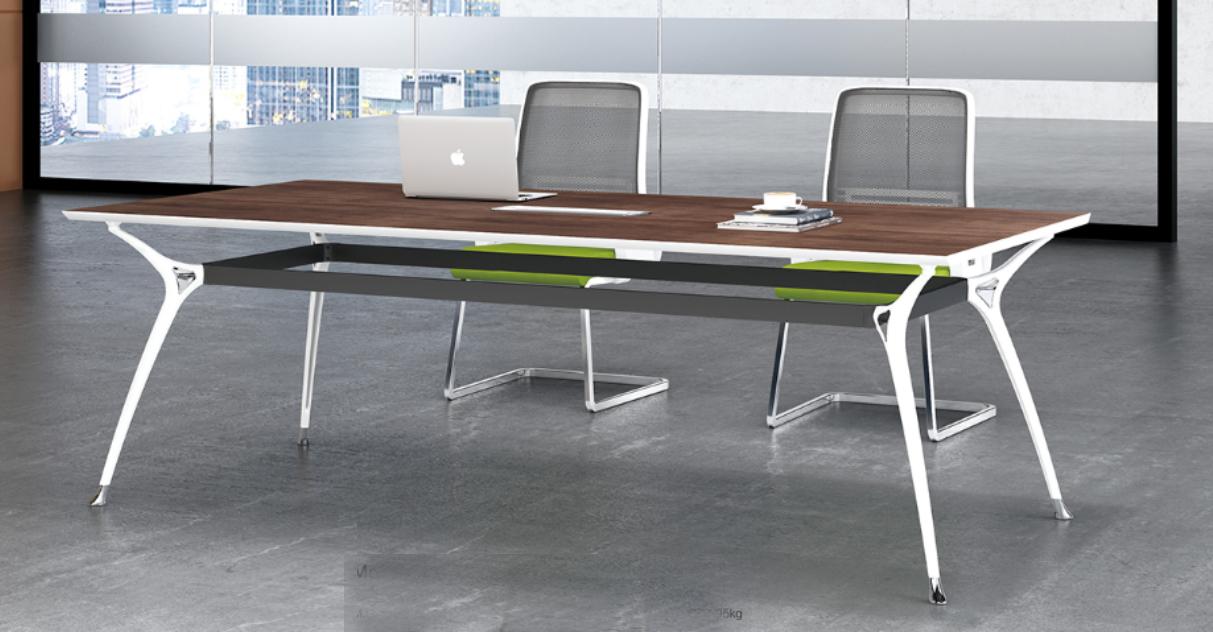 鋼架會議桌3