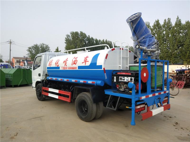 福瑞卡5吨雾炮洒水-e7a07f806eb7b4e4216035ead03d363