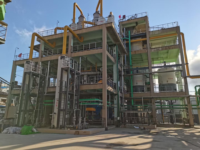 熱烈祝賀山東濟寧盛發焦化有限公司脫硫廢液及硫泡沫制1萬噸/年硫酸項目順利投產