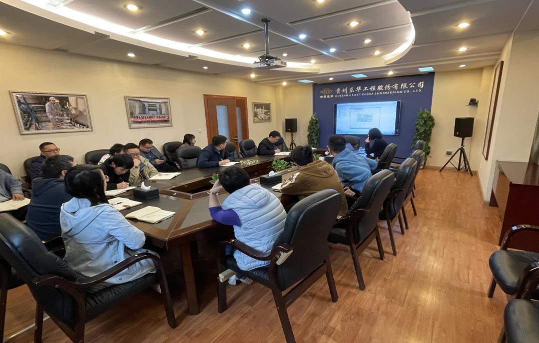 北京广厦总经理刘永超莅临我司开展技术交流
