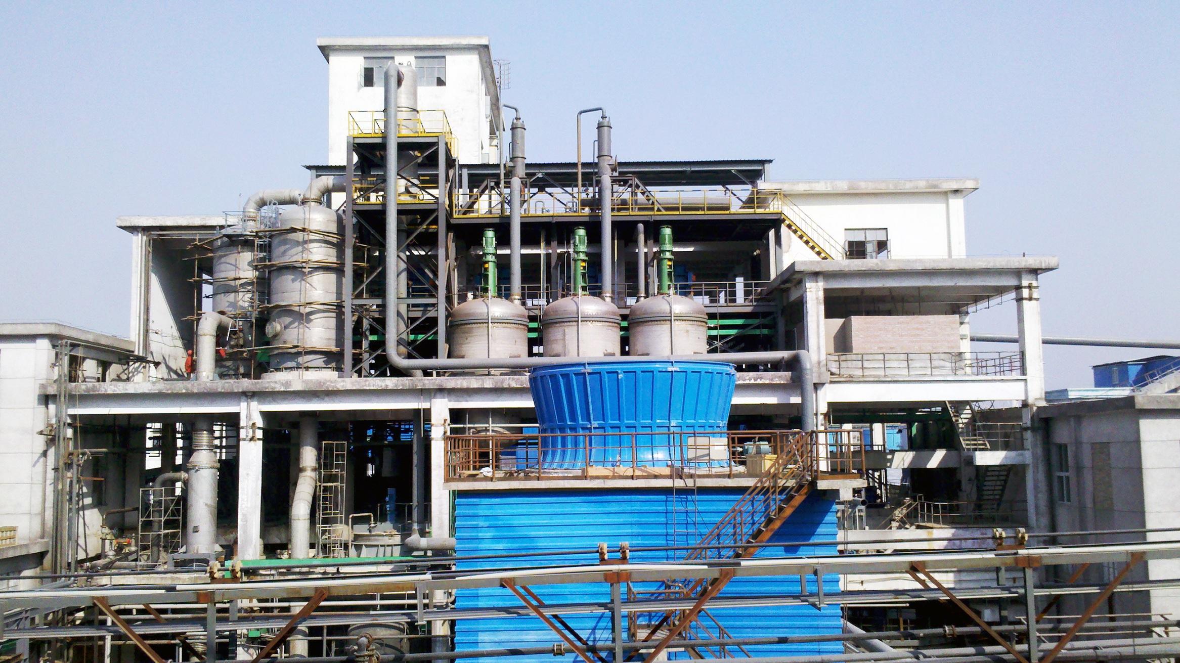 瓮福(团体)3万吨/年晶体磷酸一铵
