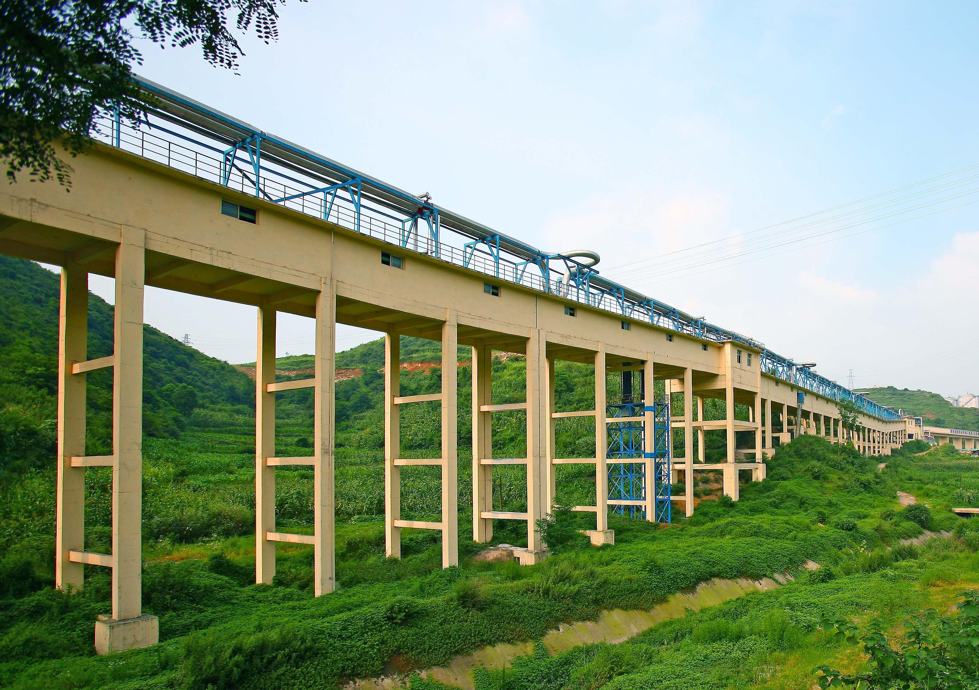 中化开磷运输栈桥