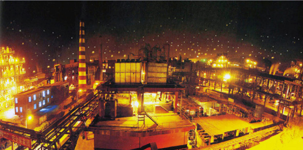 遵义碱厂年产6万吨离子膜片碱、年产5万吨PVC