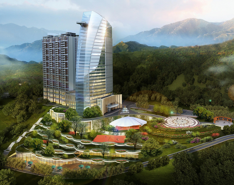 盘县东湖明珠酒店