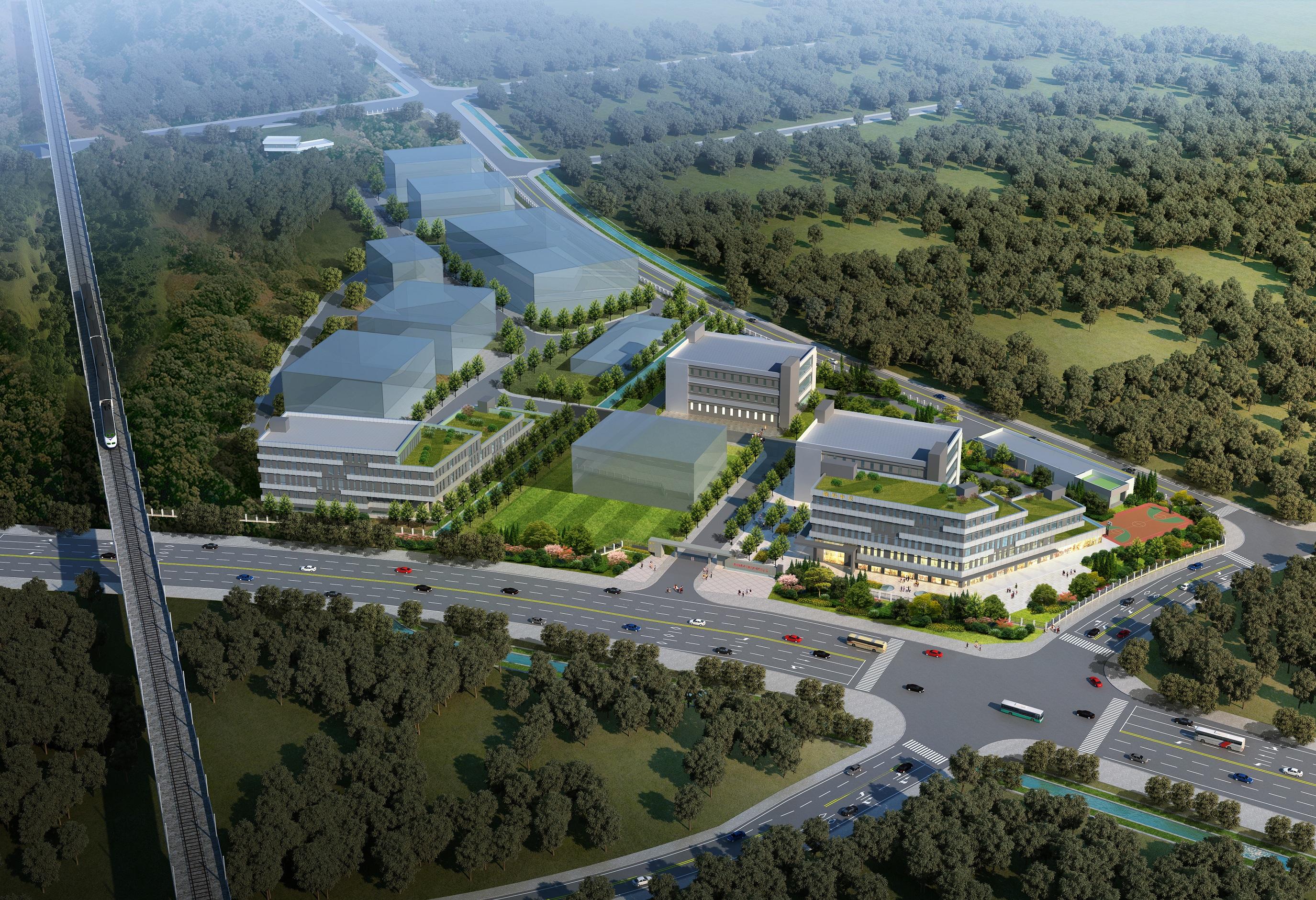 貴州建設投資開發抗腫瘤藥產業化基地