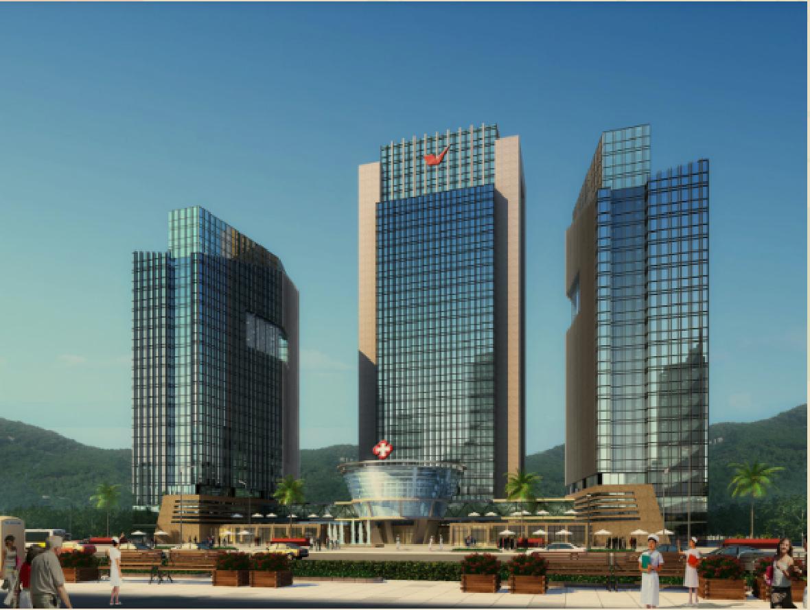 景峰制藥大健康城