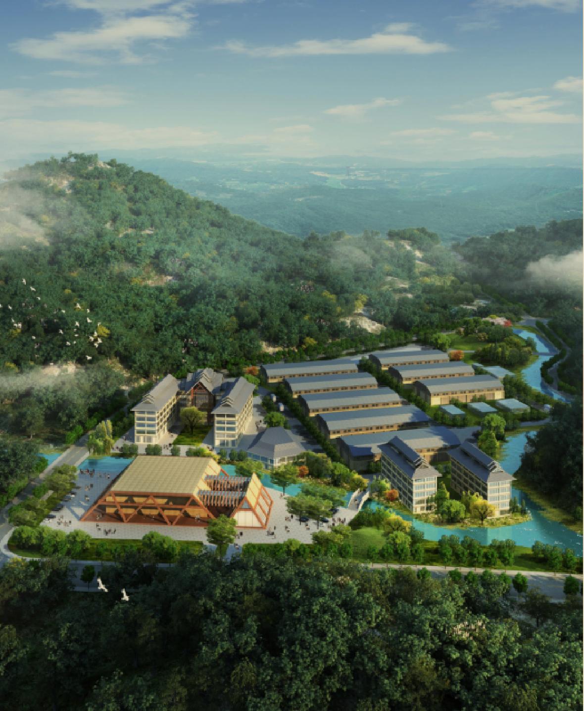 黔南州三都县水族医药文化财产园