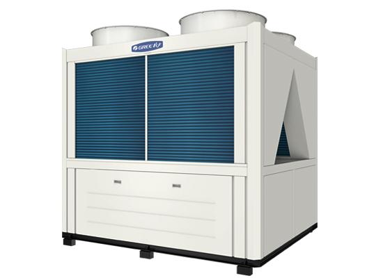 模塊式風冷冷熱水機組-中央空調