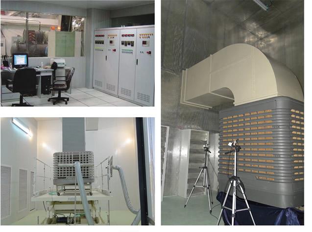 空調性能檢測實驗室