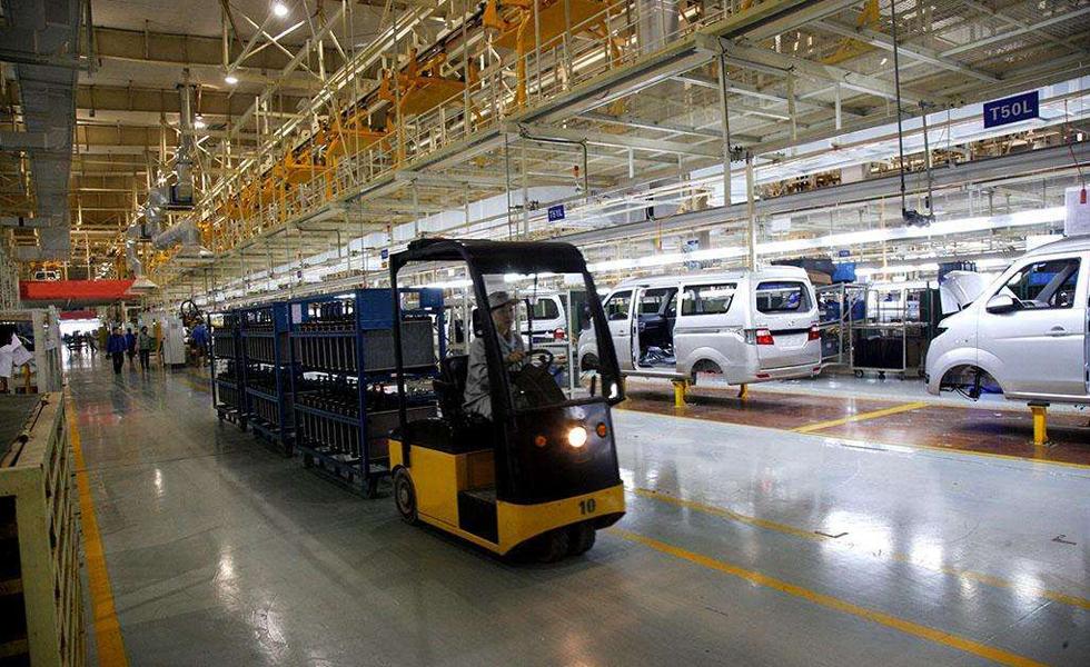 汽車制造廠通風降溫方案設計