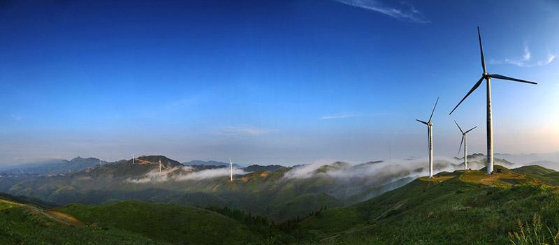 大唐新能源公司廣東電白嶺門-49.5MW風電項目1