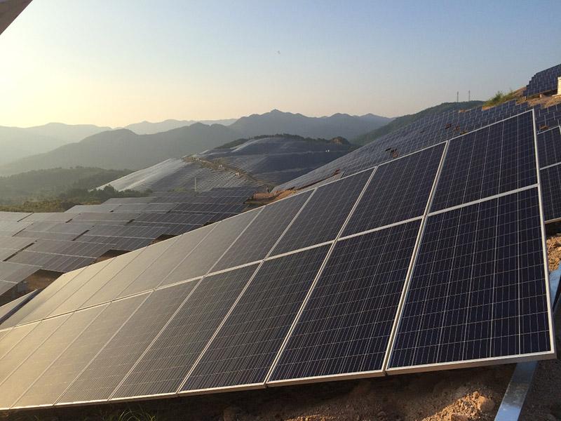越南芽莊1期40MW光伏太陽能電廠項目2
