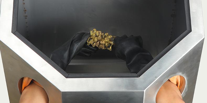 石膏清洗机——首饰铸造器械_06
