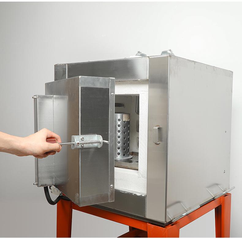双温控不锈钢电炉——铸造设备系列_09
