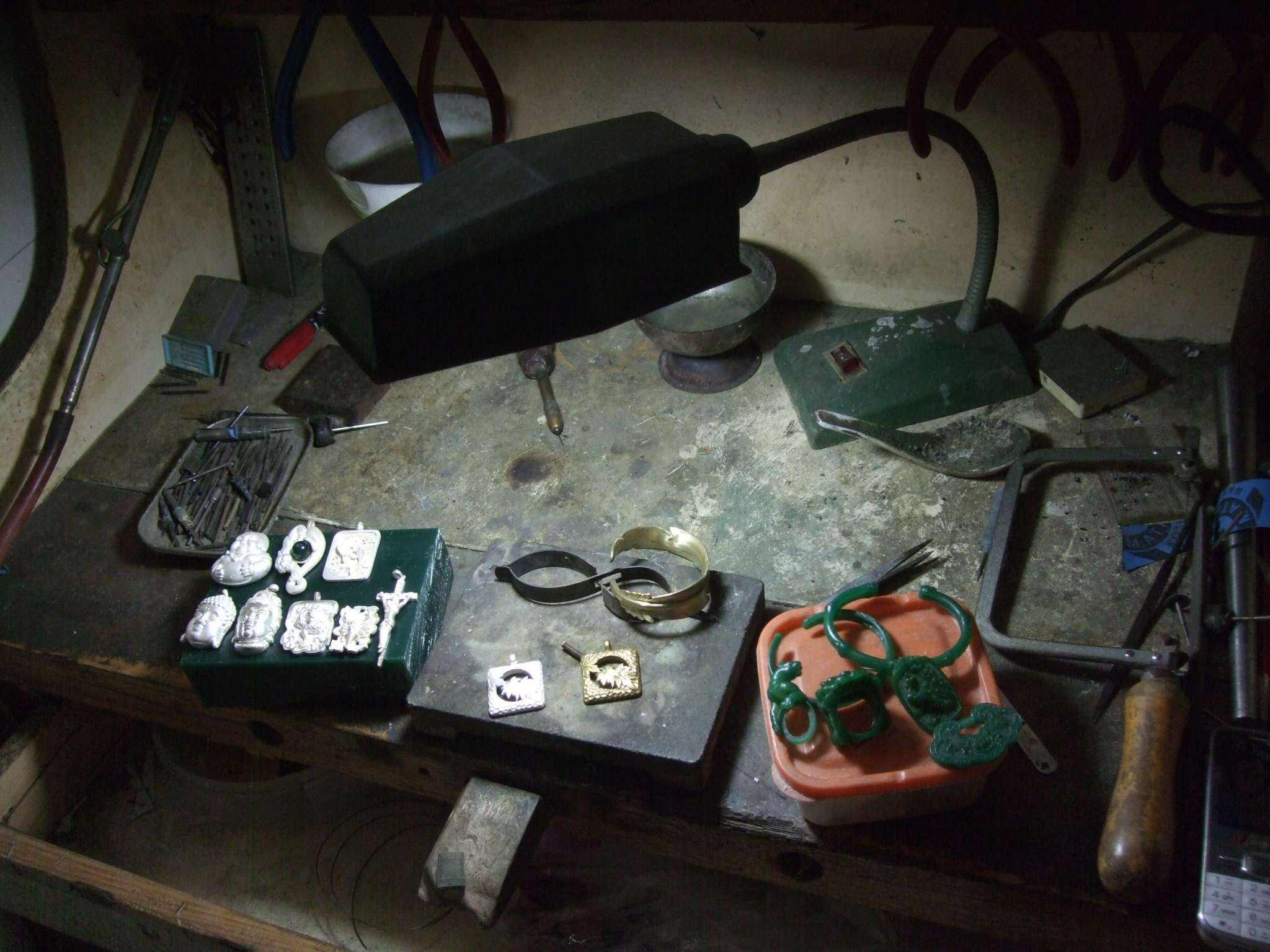 失蜡铸造设备