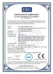 熔金机CE证书