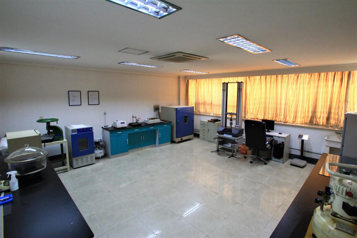 包裝測試實驗室