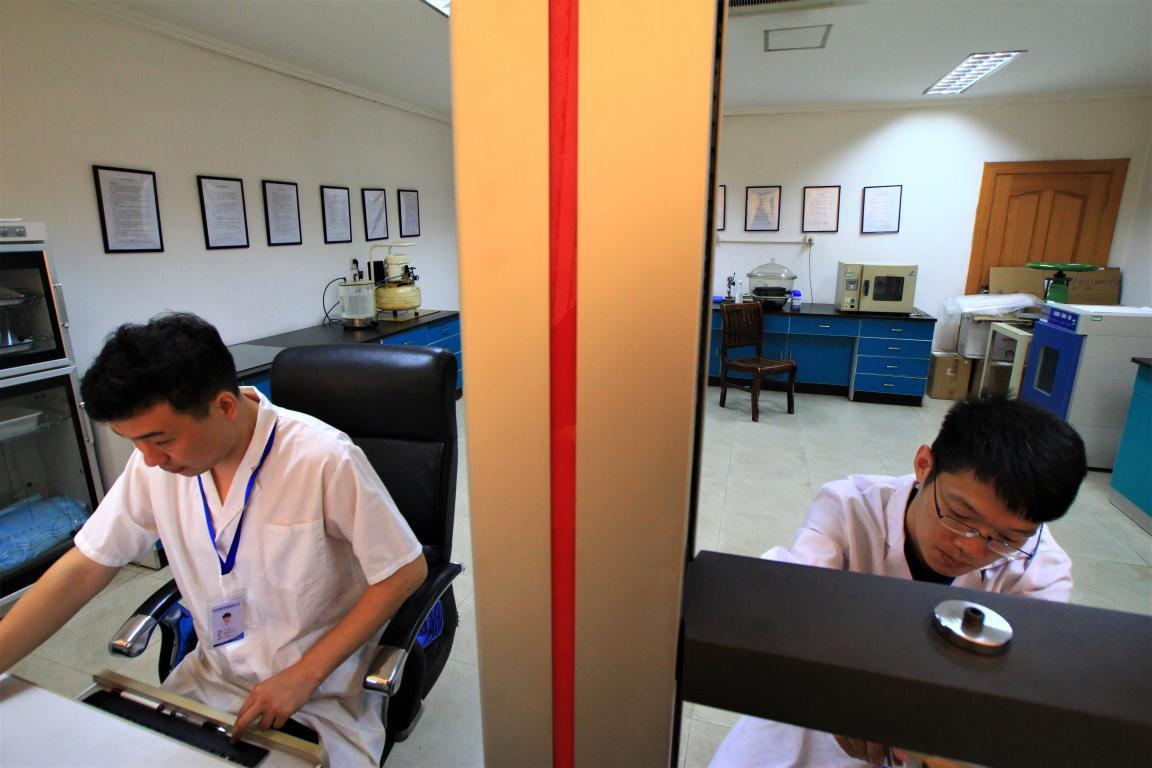 包裝測試實驗室1