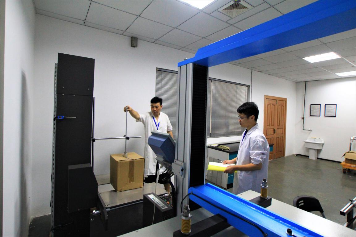模擬運輸實驗室