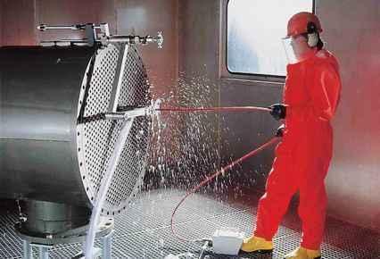 换热器和冷凝器清洗