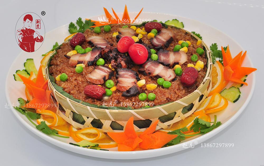 酱香排骨饭2