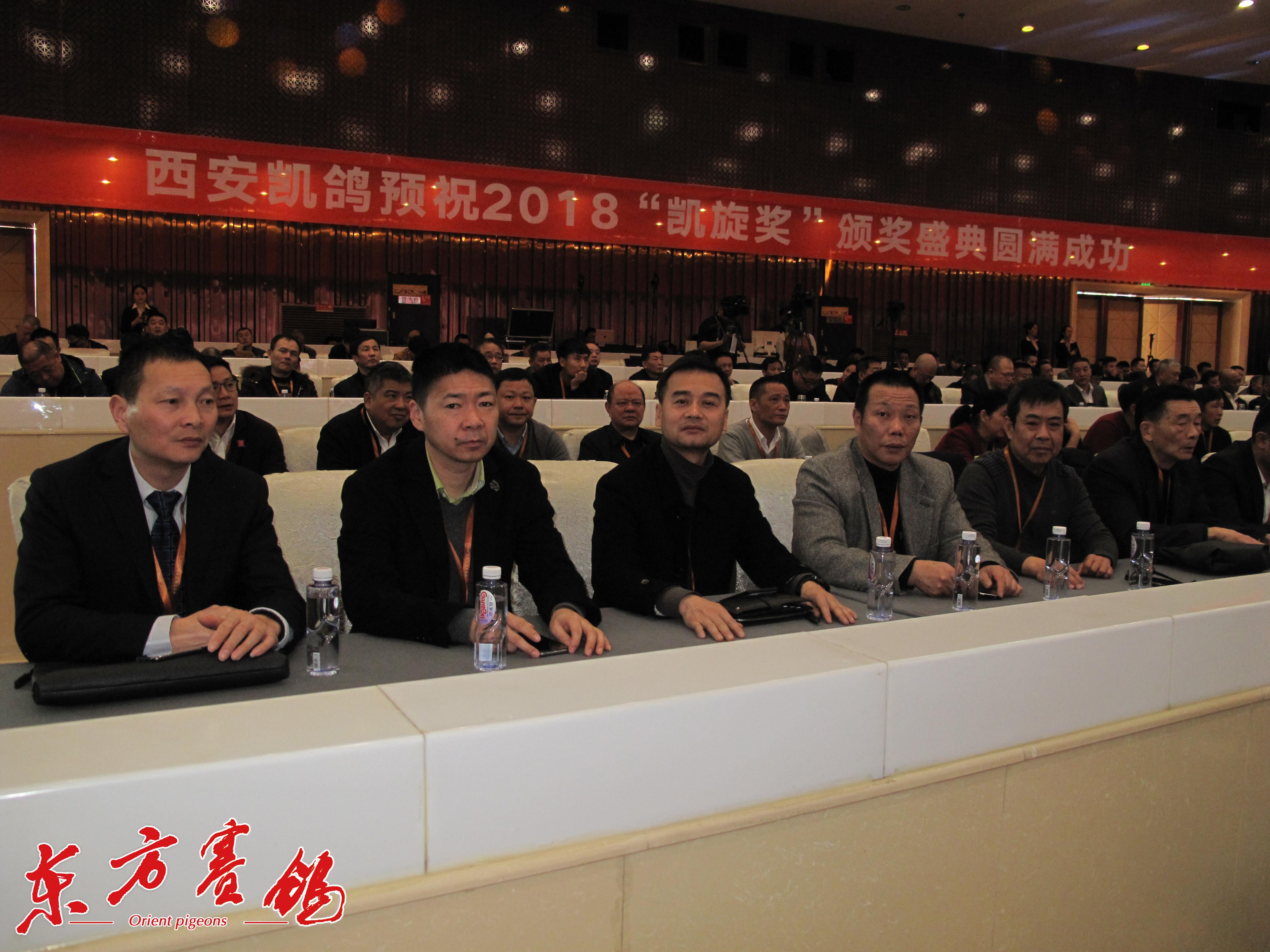 浙江省信鸽协会参代表。